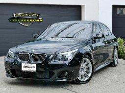จอง 2010 BMW 525 iSE E60 Msport แท้ๆ ออฟชั่นเยอะกว่า 525i รองน่องปรับไฟฟ้า พวงมาลัย Active
