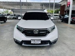 2018 Honda CR-V 1.6 DT EL 4WD รถเก๋ง 5 ประตู รถบ้านมือเดียว