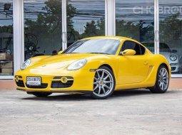 2007 Porsche 987 Cayman Mk1 รถเก๋ง 2 ประตู