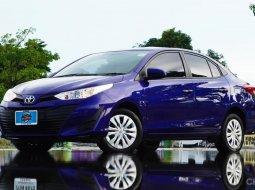 2018 Toyota Yaris Ativ 1.2 J ECO รถเก๋ง 4 ประตู รถสวย
