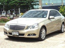 ขายรถมือสอง 2010 Mercedes-Benz E250 CDI 2.1 Elegance Sedan AT
