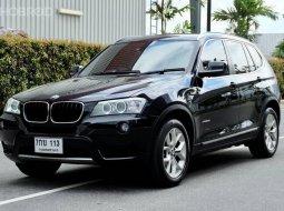 จองด่วน BMW X3 2.0d X-Line 2011