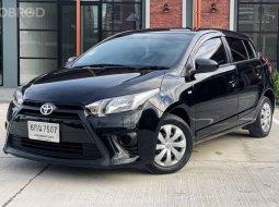 จองด่วน 🔥 Toyota Yaris 1.2 Eco Hatchback ปี 2017 แท้ ใช้น้อย 8 หมื่นโล เจ้าของเดียว