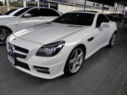 จองให้ทัน BENZ SLK200 AMG Dynamic ปี2013
