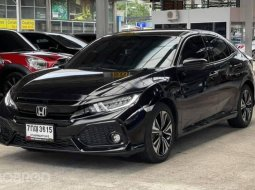 2018 Honda CIVIC 1.5 Turbo รถเก๋ง 5 ประตู รถสวย