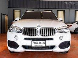 2018 BMW X5 3.0 xDrive45e M Sport 4WD SUV รถสภาพดี มีประกัน