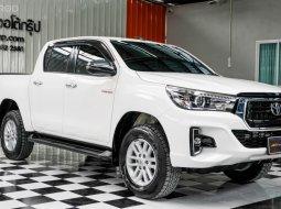 🔥ฟรีทุกค่าดำเนินการ🔥 ขายรถ Toyota Hilux Revo 2.4 E Prerunner ปี2019 รถกระบะ