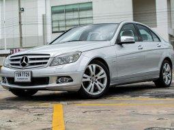 ปี 2009 Mercedes-Benz C200 Kompressor 1.8 รถเก๋ง 4 ประตู รถสภาพดี มีประกัน