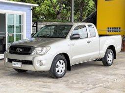 ฟรีดาวน์ รถบ้านฝากขาย ราคาเบาๆ รถกระบะ Toyota Vigo 2.5 Cab รถสวย เข้าศูนย์ตลอด รถยนต์มือสองคุณภาพดี