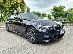 BMW 320D M SPORT G20 2021 ไมล์น้อยมาก รถศูนย์ วารันตียาวๆ