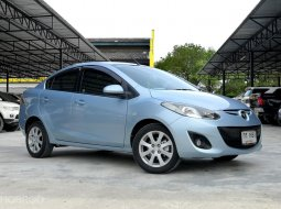 2010 Mazda 2 1.5 Elegance Spirit รถเก๋ง 4 ประตู ออกรถง่าย