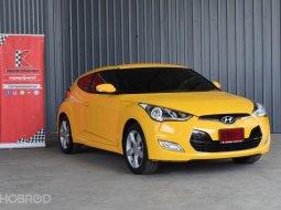 2014 Hyundai Veloster 1.6 Sport Turbo รถเก๋ง 2 ประตู ฟรีดาวน์