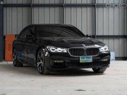 2017 BMW 740Li 3.0 Pure Excellence รถเก๋ง 4 ประตู รถสวย