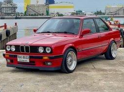 1990 BMW 318i 1.8 รถเก๋ง 2 ประตู ไมล์