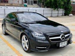 2014 Mercedes-Benz CLS250 CDI 2.1 Exclusive รถเก๋ง 4 ประตู ออกรถง่าย