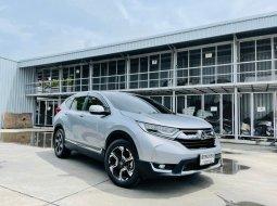 2019 Honda CR-V 2.4 ES 4WD NAVI สีเทา รถสวยไมล์น้อย 50,xxx km. แท้100% สภาพป้ายแดง