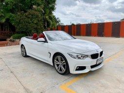 2014 BMW 420d 2.0 M Sport รถเปิดประทุน ขาย