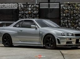 2003 Nissan Skyline HKS 2.8 GT-R 4WD รถเก๋ง 2 ประตู