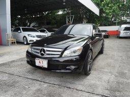 2011 Mercedes-Benz C200 CGI 1.8 รถเก๋ง 4 ประตู