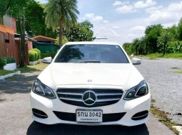 2014 Mercedes-Benz E200 2.0 Executive รถเก๋ง 4 ประตู เจ้าของขายเอง