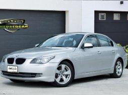 2010 BMW 520d ดีเซล เกียร์ไฟฟ้าแล้ว  แรง ทน ประหยัด หล่อ จบครบในคันเดียว