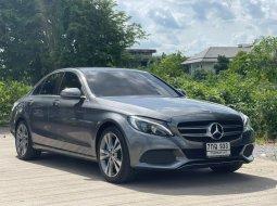 2018 Mercedes-Benz C350e Avantgarde   รถศูนย์ วารันตีแบตไฮบริด 10 ปี   ดอกเบี้ยเริ่มต้น 2.59%