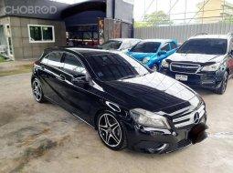 2013 Mercedes-Benz A180 1.6 AMG Sport รถเก๋ง 5 ประตู รถบ้านมือเดียว
