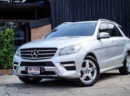 จองให้ทัน Mercedes Benz ML250 cdi diesel AMG w166 ปี: 2012