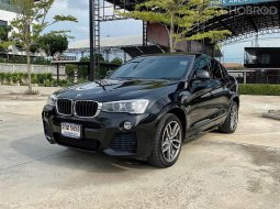 2017 BMW X4 2.0 xDrive20d M Sport 4WD รถเก๋ง 5 ประตู ฟรีดาวน์