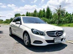 2014 Mercedes-Benz E200 1.8 Executive รถเก๋ง 4 ประตู