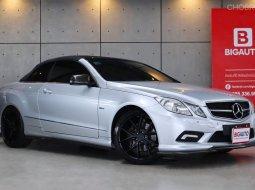 2012 Mercedes-Benz E250 CGI BlueEFFICIENCY AMG 1.8 W207