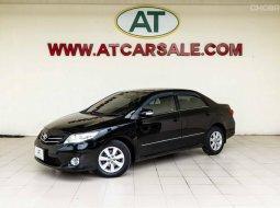 ขายรถ 2013 Toyota Corolla Altis 1.6 E รถเก๋ง 4 ประตู