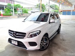 Mercedes-Benz GLE500 3.0 e 4MATIC AMG Dynamic 4WD SUV ปี2018