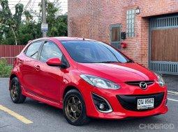 2010 Mazda 2 1.5 Maxx Sports รถเก๋ง 5 ประตู ดาวน์ 0%