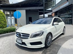 2014 Mercedes-Benz A180 1.6 AMG Sport รถเก๋ง 5 ประตู รถบ้านมือเดียว