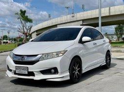 2015 Honda CITY 1.5 SV+ i-VTEC รถเก๋ง 4 ประตู ออกรถฟรี