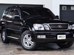 Toyota Land Cruiser VX 100 Cygnus The King Offroad ที่สุดของ SUV