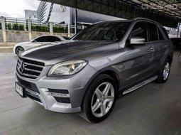 2013 Mercedes-Benz ML250 CDI 2.1 4WD SUV รถสภาพดี มีประกัน