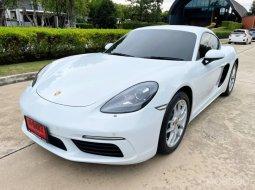 2021 Porsche 718 รวมทุกรุ่น รถเก๋ง 2 ประตู ไมล์