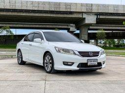 2013 Honda ACCORD 2.4 EL NAVI รถเก๋ง 4 ประตู ออกรถฟรี มีรับประกัน