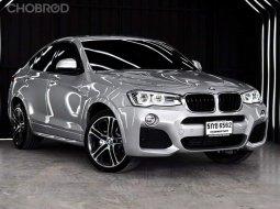 2018 BMW X4 2.0 xDrive20d M Sport 4WD รถ SUV