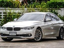 2017 BMW 330e LUXURY Plug-in Hybrid ดาวน์ 0%