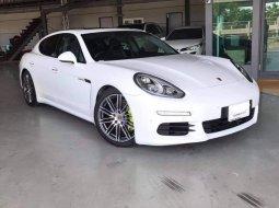 2015 Porsche PANAMERA รวมทุกรุ่น รถเก๋ง 4 ประตู ขาย