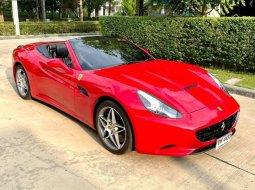 2012 Ferrari CALIFORNIA 4.3 รถเปิดประทุน ออกรถง่าย