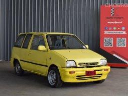 1997 Daihatsu Mira 850 Mint รถเก๋ง 2 ประตู รถบ้านมือเดียว