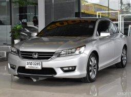 Honda ACCORD 2.4 EL i-VTEC รถเก๋ง 4 ประตู ออกรถง่าย รถบ้านแท้
