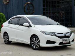 รถเก๋งมือสอง Honda City 1.5S รถสภาพสวยพร้อมใช้ วิ่งน้อย ราคาอยากขาย