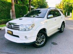 Toyota Fortuner 3.0 TRD Sportivo III 4WD ดาวน์ 0%