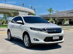 2014 Toyota HARRIER 2.0 PREMIUM SUV รถบ้านมือเดียว