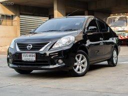 2012 Nissan Almera 1.2 VL รถบ้านมือเดียว มีการรับประกันหลังการขาย